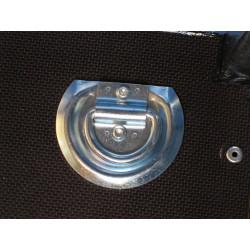 Podlahové kotevní oko k upevnění nákladu do 750 kg